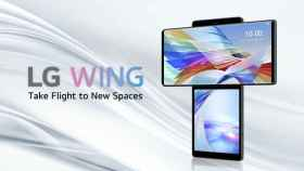 LG WING: dos pantallas para dar un giro a lo conocido
