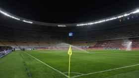 El Estadio de La Cartuja