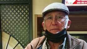 José Luis Sánchez de Castro, Boby, experto en setas (Foto: José María García-Cid, F:C.)