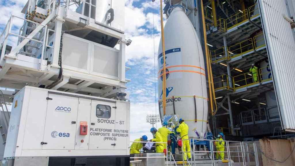 Ingenio, el satélite español, se pierde en el espacio