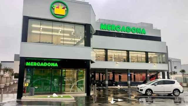 Nuevo supermercado eficiente Mercadona en Fuenlabrada en una imagen de archivo.