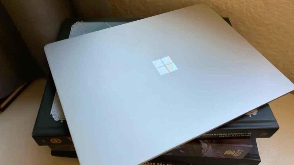 La calidad de fabricación del Surface Laptop Go es innegable