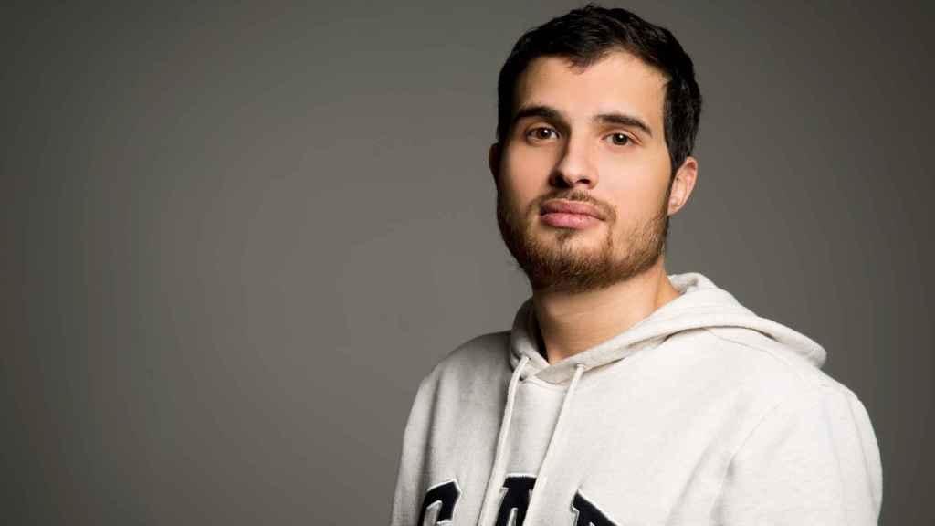 Enrique Paños, cofundador de Crema Games.