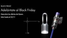 Dyson se adelanta al Black Friday 2020 con ofertas hasta el 22 de noviembre.