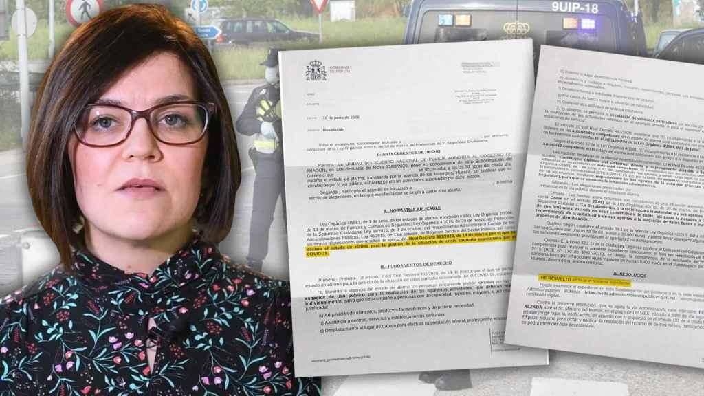 Paloma, abogada pionera en tumbar multas por saltarse el confinamiento: así se puede recurrir