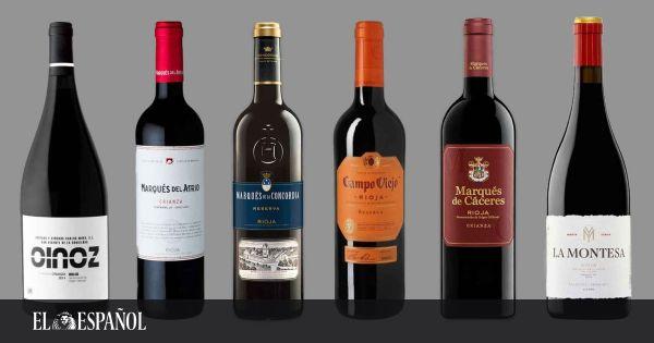 Estos Son Los 12 Mejores Vinos Tintos De La Rioja Según La Ocu Se Pueden Comprar Desde 6 Hasta 14