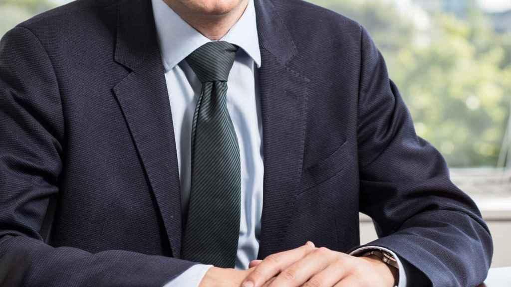 El CEO de Enisa (Ministerio de Industria), José Bayón.