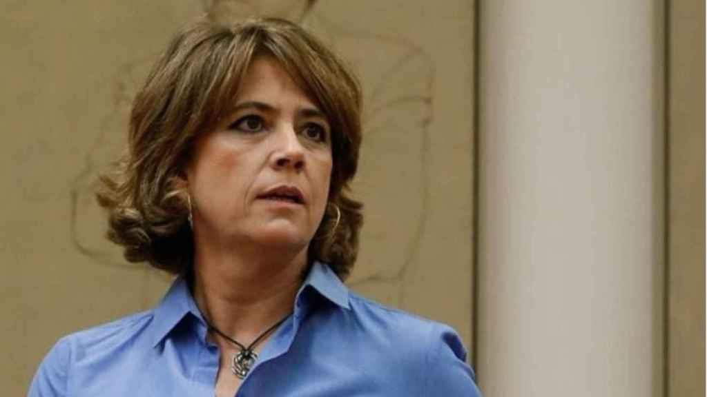 La fiscal general del Estado, Dolores Delgado.
