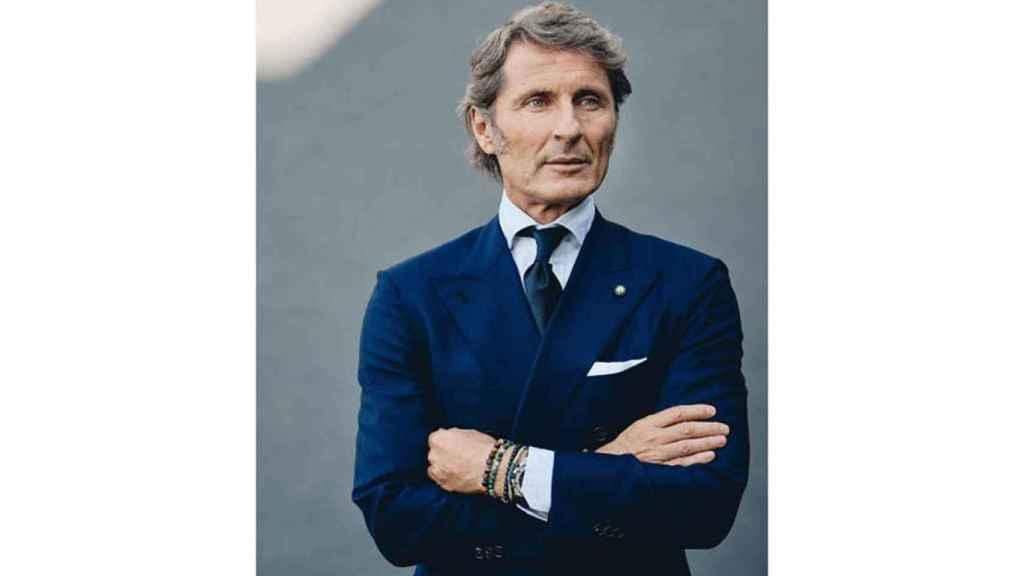 Stephan Winkelmann, nuevo presidente de CEO de Lamborghini.