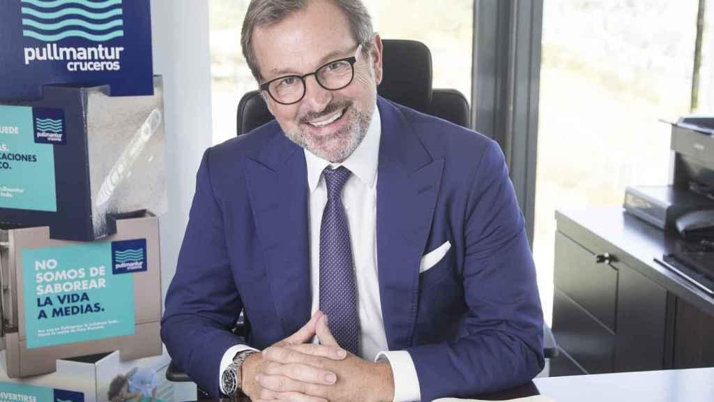 Richard J. Vogel_Presidente y CEO Pullmantur Cruceros.