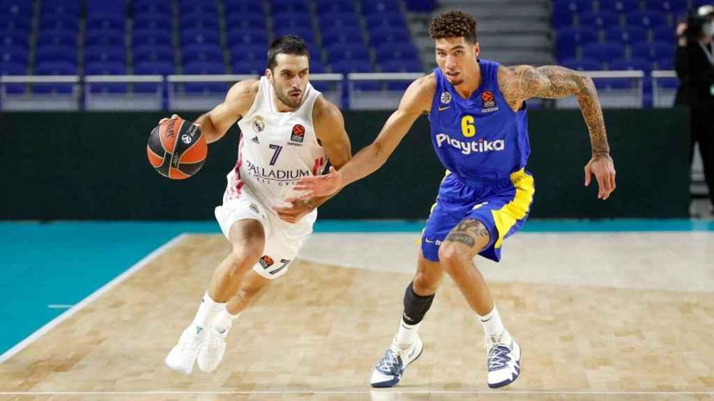 Campazzo dirige ante Maccabi