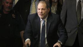 Harvey Weinstein, aislado en prisión por síntomas de coronavirus