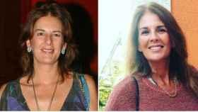 Desde que apareció en los medios en los 90 hasta este 2020, Ángela Portero ha transformado su rostro.