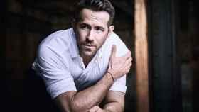 Ryan Reynolds posa para una sesión