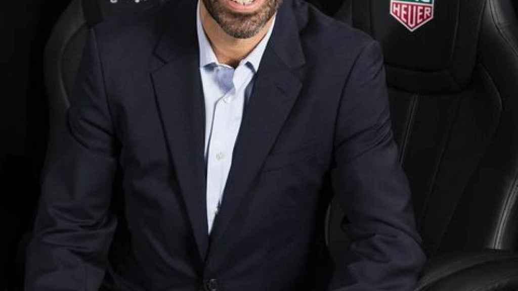 El exjugador de Villarreal y Arsenal, Robert Pires