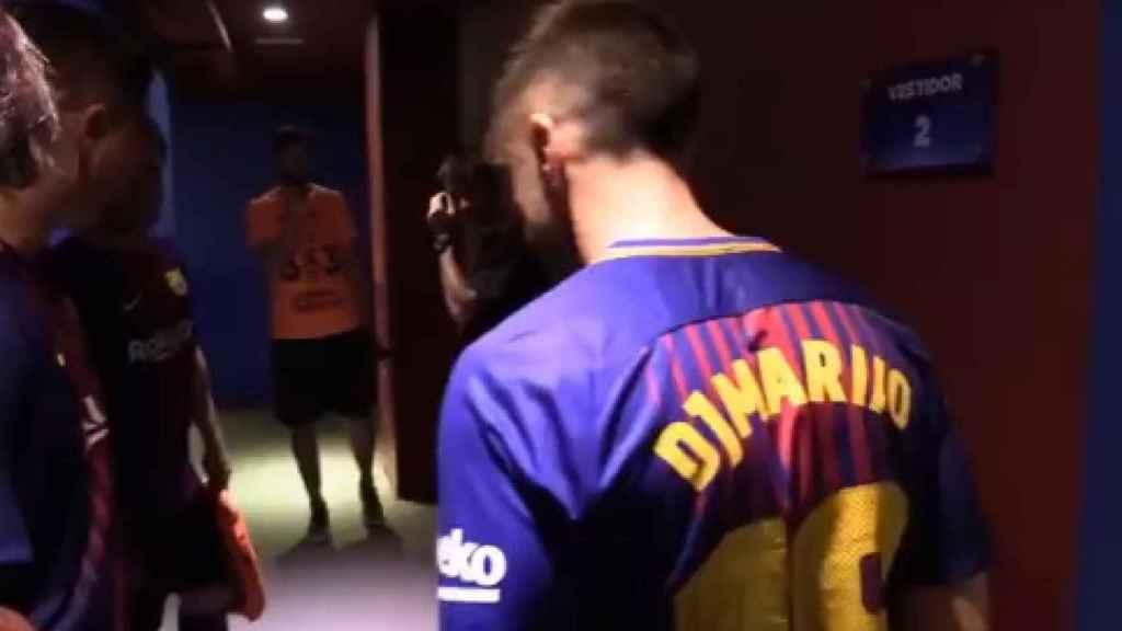 DjMariio se hace culé tras una apuesta con Ibai Llanos y el Barça se mete de por medio