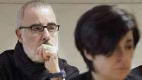 Alfonso Basterra ha reaccionado muy fríamente al ser informado del suicidio de su mujer, Rosario Porto