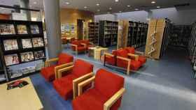 Biblioteca de la localidad toledana de Illescas. Foto: Ayuntamiento