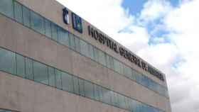 Hospital de Almansa. Imagen de archivo