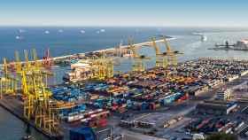 Geoposición exacta en tiempo real con IA y 5G en el Puerto de Barcelona
