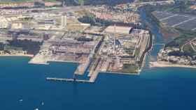 Endesa invertirá 34,5 millones en la mayor terminal de GNL para buques de España