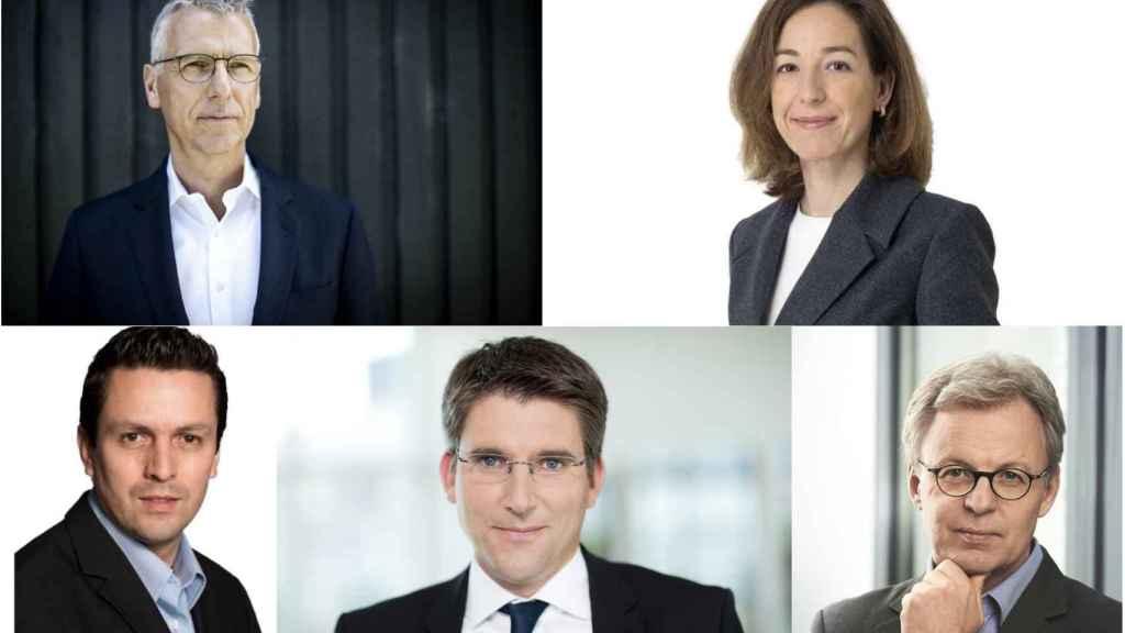 Siemens Gamesa renueva toda su cúpula directiva en menos de seis meses