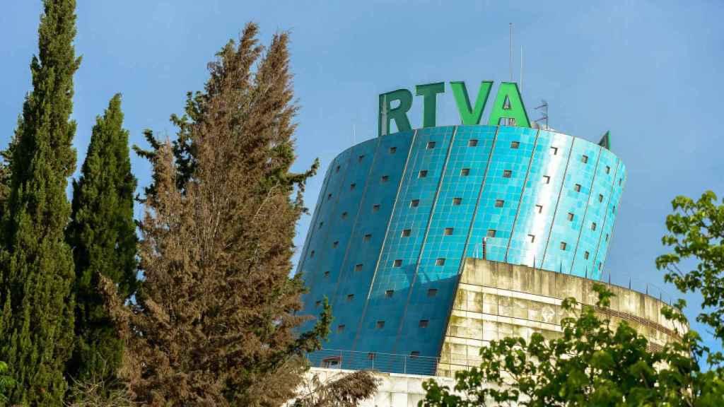 Sede de la Radio y Televisión de Andalucía (RTVA).