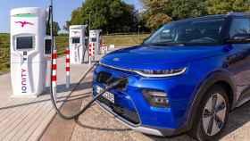 Ionity está formada por BMW, Mercedes-Benz, Ford, Grupo Volkswagen y Hyundai.