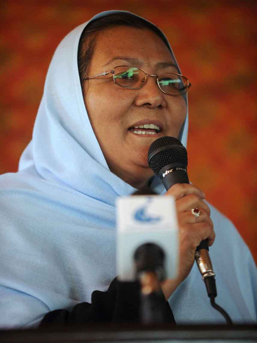Habiba Sarabi