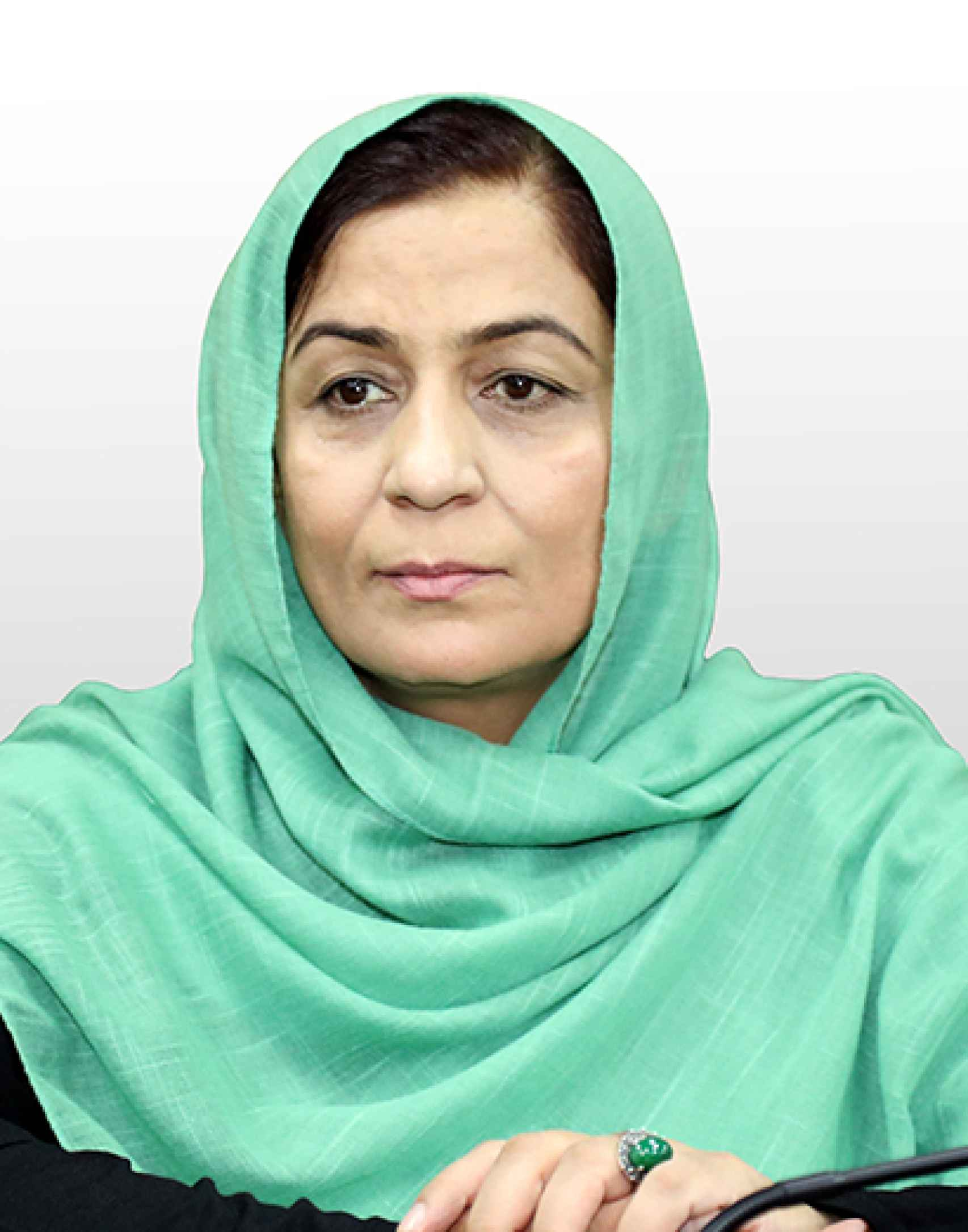 Sharifa Zarmani.