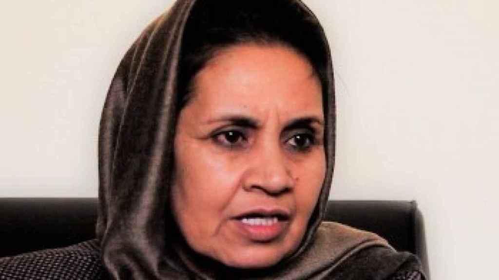 Shahla Farid.