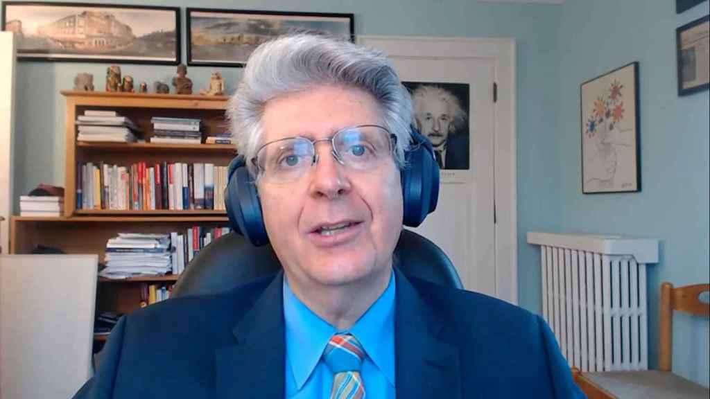 Fernando M. Reimers, director de la Iniciativa Global de Innovación Educativa y del Programa de Política Educativa Internacional de la Universidad de Harvard.