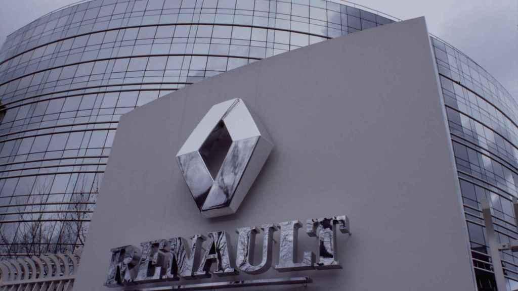 Imagen de la sede central de Renault.