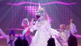 El Unicornio en 'Mask Singer'