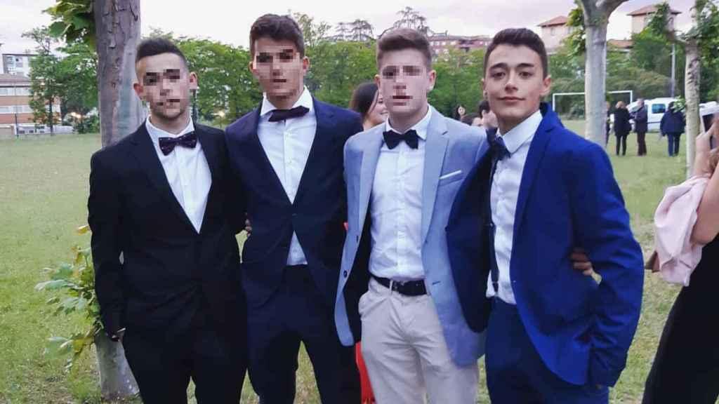 Mario se graduó en Bachillerato en mayo del año pasado.