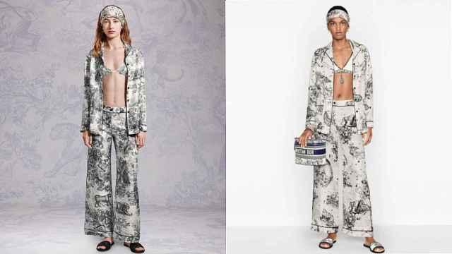 La nueva colección de Dior para estar en casa.