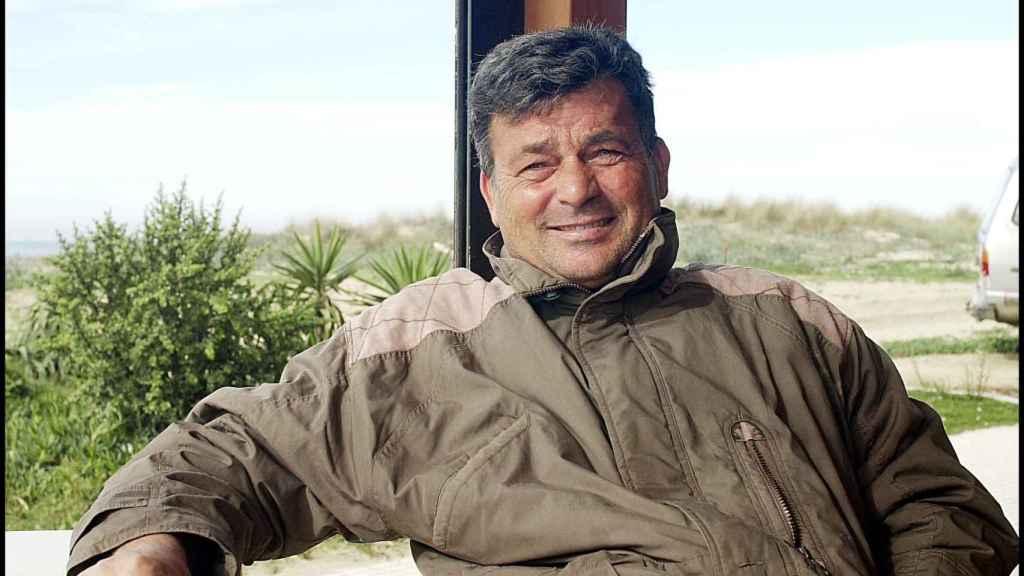José Rivera, 'Riverita', en una imagen de archivo.