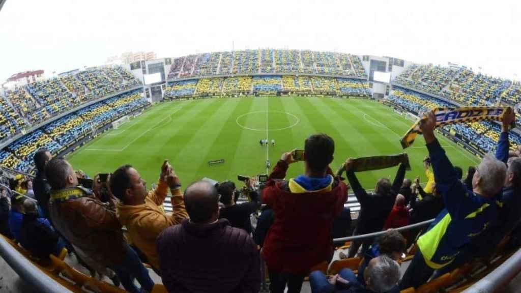 Estadio del Carranza