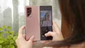 El próximo Galaxy Z Fold llegaría con una cámara bajo la pantalla