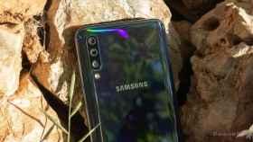 El Galaxy A70 se actualiza con las mejoras del Galaxy Note 20