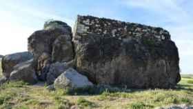 Restos del castillo de Ciruela, Ciudad Real