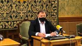 El alcalde de Cuenca, Darío Dolz, en una imagen reciente