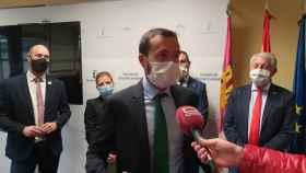 José Luis Escudero, consejero de Desarrollo Sostenible de Castilla-La Mancha