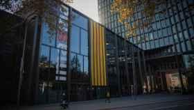 La sede de Mediapro, en Barcelona (España), a 17 de Noviembre de 2020. Foto: David Zorrakino - Europa Press