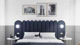 imagen de una de las habitaciones de Casa Alberola Alicante, Curio Collection by Hilton.