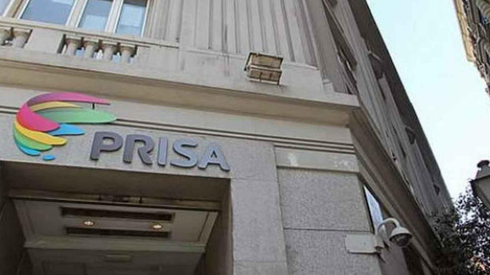 Sede del grupo Prisa.