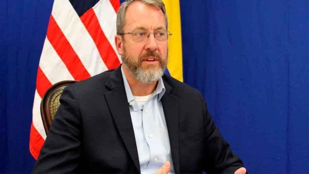 James Story, el nuevo embajador de EEUU en Venezuela.