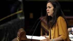 La secretaria de Estado de Agenda 2030, Ione Belarra, de Unidas Podemos.