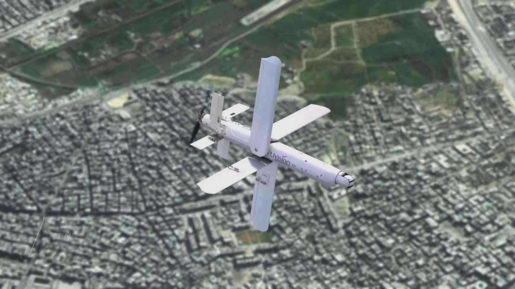 Dron suicida