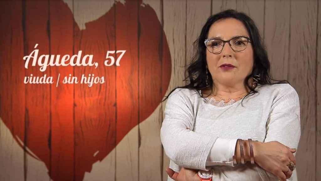 Águeda confesó haber sido monja de clausura durante 22 años.